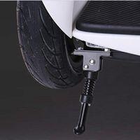 outils électriques pour voiture achat en gros de-Kickstand électrique d'alliage d'aluminium pour le support de support de stationnement de voiture de Xiaomi de scooter de Ninebot Mini Pro avec des outils de vis