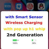 Wholesale iphone change for sale - Group buy 2020 Newest high quality Generation Change name GPS positioning Wireless Charging Top Bluetooth Earphone with Smart Sensor Matte H1 chip