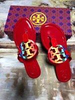 marine sandalen großhandel-2019 Frauen Designerschuhe Summer Bare Ledersandalen aus weichem dunkelblauem Leder 65mm elegante schlanke Träger überraschend bequem