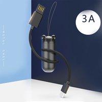 usb multi charge cable venda por atacado-Usb portátil tipo c cabo para usb c telefone móvel cabo de carregamento rápido nova multi-função colhedor cabo de carregamento rápido
