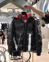 ingrosso stella giù giacca-Stile del progettista Nuove giacche del progettista del mens Uomini e donne casuali di alta qualità Star league Caldo spesso piumino