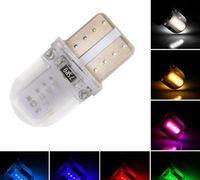 ingrosso lampadina viola-T10 pannocchia LED CANBUS W5W 168 501 194 12V Illuminazione interna a LED Lampadina Luci di ingombro Car Styling