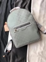 Wholesale faux leather rivet backpack for sale - New backpack M43882 WOMEN FASHION BACKPACKS BUSINESS BAGS TOTE MESSENGER BAGS SOFTSIDED LUGGAGE ROLLING BAG