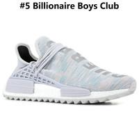 milyarder kulübü toptan satış-PW HU Nerd Koşu Ayakkabıları İnsan Yarışı Kalp Zihin Milyarder Boys Kulübü Pharrell Williams PHARRELL ARKADAŞLAR VE AILE Erkek Kadın TasarımcıSneake