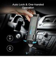 tablet için gps araba montajı toptan satış-Ugreen Araç Telefonu Dağı CD Yuvası Araç Telefonu Tutucu iPhone 8 için Araç Tutucu Standı Klip Cep Telefonu Tutucu için Huawei Tablet GPS