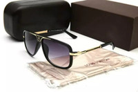 ingrosso occhiali da sole brandy per occhi gatto-2019 occhiali da sole per donna occhiali da sole per esterni UV400 occhiali cat-eye per occhiali da sole antiriflesso