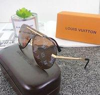 Wholesale glasses frames stylish for women for sale - Group buy 2020 Designers Sunglasses Luxury Sunglasses Stylish Fashion High Quality Polarized for Mens Womens Glass UV400