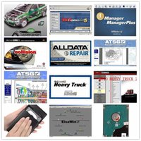 Wholesale truck heavy for sale - Group buy Alldata v10 mitchell on demand auto repair software latest All data heavy truck ElsaWin Vivid workshop atsg in TB hdd