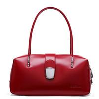 женская кожаная сумка для врача оптовых-Women Handbags Leather Women Doctor Bag 2019 New Fashion Female Bag Handbags Ladies' Shoulder Simple Tote ~Big Capacity~7979