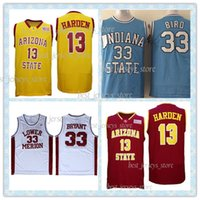 Wholesale best selling jersey for sale - Group buy 433 Arizona State Sun Devils NCAA Bryant Harden College Basketball jerseys Best selling Jersey