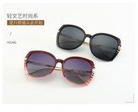 kahverengi kulüpler toptan satış-GUCCI 1285 Marka tasarım 2019 Sıcak satış yarım çerçeve güneş gözlüğü kadın erkek Kulübü Usta Güneş gözlükleri açık havada sürüş gözlük uv400 Gözlük katiyen kahverengi vaka