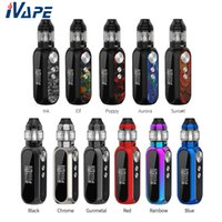 Wholesale coolest electronics resale online - Original OBS Cube Kit W Built in mAh Battery M1 Mesh Coil with OLED Screen Portable Electronic Cigarette Cool Starter Mod Kit