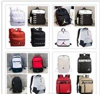 rucksäcke für männer groihandel-neue Air Jordan Rucksack Taschen 2019/20 AJ neue Fußball AJ PSG PARIS Marke Taschen für Mann, Frau, Mädchen und Mode Freizeitsport Umhängetasche
