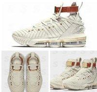 топ-стиль баскетбольная обувь оптовых-от нового стиля XVI 16 Гарлема моды Его Баскетбол обуви Высокого качества Моды Мужских Кроссовки 16s HFR Спортивных кроссовки дизайнер Chaussures