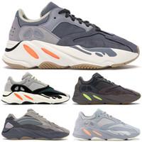 Wholesale new basketball shoes boys resale online - New Magnet Inertia V2 Kanye West Wave Runn Tephra Designer Shoes Mauve Static Utility Black Vanta Geode Analog Men Women Running Sneaker