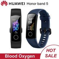 Wholesale huawei smartwatch waterproof online – heap Smart Wristbands Huawei Honor Band Global Version Smartband m Waterproof smartwatch Fitness Tracker Touch Screen Heart Rate Moni