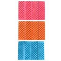 Wholesale cushioned beach mats for sale - Group buy Foldable Folding Outdoor Camping Mat Seat Moisture proof Cushion Portable Waterproof Foam Pads Yoga Chair Picnic Beach Pad