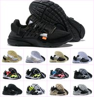 x sim novo venda por atacado-2019 New Original Presto V2 Ultra TP BR QS Preto X Sapatos de corrida Barato Esportes Das Mulheres Dos Homens aI Prestos fora Chaussures Branco tênis