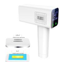 novas máquinas ipl venda por atacado-Nova Lescolton ICE Frio IPL Depilador Depilação a laser Máquina de Exibição de LCD Aparador de Biquíni Permanente Depilador Elétrico