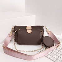 Wholesale small doctor handbags resale online - Designer bags three bags one price multiple use style fashion woman handbags New luxury bag model M4482302