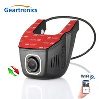 Wholesale dvr wifi support for sale - Group buy New P Car Wifi DVR Universal Installation as original Car Camera Degree Support APP Control wifi dvr video