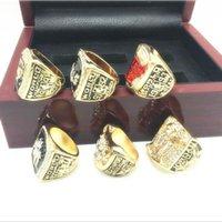 1998 ring großhandel-1991-1998 Basketball League Meisterschaft Ring Hochwertige Mode Meister Ringe Fans Beste Geschenke Hersteller kostenloser Versand