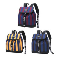 Wholesale travel clothes compression bag resale online - Hot New Luxury Women bag School Bags pu leather Fashion Famous designers backpack women travel bag backpacks bag
