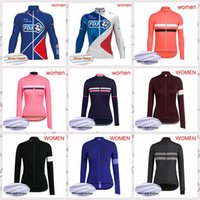 Wholesale winter cycling fdj online - RAPHA AND FDJ team Cycling Winter Thermal Fleece jersey Breathable bicycle jersey Great Mountain Clothes