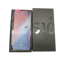 téléphone appareil photo bluetooth achat en gros de-GooPhone S10 + S10 / 9 Plus Note 10 WCDMA 3G Quad Core MTK6580 1 Go 8 Go Android 9.0 6.0