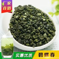 Wholesale 2018 China Suzhou Bi luo chun Green Tea g Organic Early Spring Biluochun Tea Green Food For Health Care