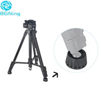 Wholesale tripod feet for sale - Group buy Anti Vibration Non Slip Rubber Tripod Foot Pads Heavy Suppression Pads for Yunteng Camera Tripod