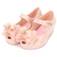 indirimli yaz sandaletleri toptan satış-İndirim 2019 Yeni Mini Tasarım Yaz Sandalet Ayakkabı Nefes Çocuk Güzel Mini Sandalet