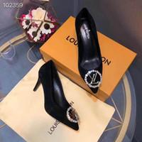 ayakkabı beyaz ofis toptan satış-18ss Mevsim rugan Düşük Topuklu Ayakkabı Kadın Profesyonel Ayakkabı Bayanlar Sığ Ağız Iş Ayakkabıları Siyah Beyaz Ofis Ayakkab ...