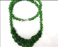 perlenkette jade anhänger großhandel-18