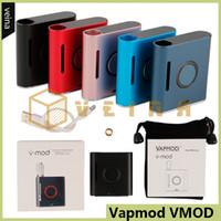 Wholesale 100 Original VapMod Vmod VV Box Mod mAh Battery Vaporizer Vape Pen Variable Voltage Mods Kit For Thread Cartridge Atomizer DHL