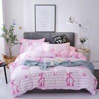 Schmetterling Doppel Bettbezug und Kopfkissenbezug Set Zitrone Neu Schlafzimmer