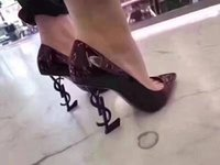 Wholesale beaded office dress for sale - Group buy New Sexy Heel Wedding Shoes Genuine leather Women Pumps CM Fashion High Heels Shoes for Women Office Dress Shoes