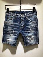 ingrosso jeans harem neri-Jeans da uomo di design Running Sport Leisure Jeans da uomo Moda di alta qualità Nero Sport Jeans da calcio all'aperto