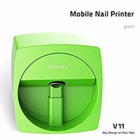 nägel druckmaschine großhandel-Nagel-Drucker v11 professionelle Digital-Nagel-und Blumendruckermaschine für Nagelkunstsalon und -hausgebrauch