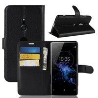 ingrosso caso del telefono mobile sony xperia-Custodia protettiva XA2 Plus per Xperia Custodia per notebook Xperia XZ3 per Sony Xperia