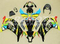 kawasaki zx r carenados al por mayor-Nuevo ajuste de carenado de inyección de ABS para KAWASAKI Ninja ZX 10R ZX10R 11 12 13 14 15 ZX-10R ZX10 R 2011 2012 2014 2014 2015 carenados estilo cool