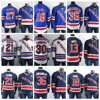 Wholesale zuccarello jerseys resale online - New York Rangers Jerseys Hayes Jersey Marc Staal Henrik Lundqvist Mats Zuccarello Embroidered Men s ice Hockey Jerseys Stitched