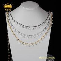 perlas de cristal de murano joyas al por mayor-5 metros de esmalte blanco joyas collar de curación, alambre envuelto alrededor de la moneda de cristal de murano moldeado cadenas artesanías gargantillas HX203