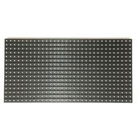 exibição de matriz de pontos led venda por atacado-Alta refereh P10 RGB painel de pixels HD display 32x16 dot matrix p10 smd rgb módulo led