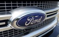 emblemas decalques ford venda por atacado-Ford Grade dianteira do emblema bagageira, Oval 6