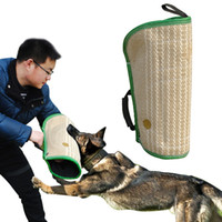 Wholesale bit arm resale online - Dog Bite Sleeves Tugs Protection Arm Sleeve For Training Young Dogs Malinois Work Dog Fit Pitbull German Shepherd T200330
