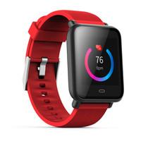 high-definition-monitore großhandel-Q9 Smart Bracelet 1,3-Zoll-TFT-High-Definition-Schrittanalyse Sitzende Erinnerung Schlafüberwachung Herzfrequenzüberwachung