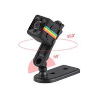 gece görüş video dış mekan kameraları toptan satış-Süper MINI Full HD 1080 P 2 Megapiksel Kamera Video Kamera Gece Görüş Açık Spor Yürüyüş Bisikleti Için DV 12MP TV Çıkışı Eylem Kam