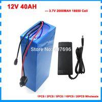 Wholesale 12v 5a battery resale online - Free customs fee W V AH battery V MAH Lithium battery for V S Rechargeable Battery V A charger