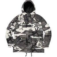 jaquetas de couro de qualidade para homens venda por atacado-Jaqueta de couro anfíbio 19fw homens mulheres 1s: 1 jaqueta de capuz de alta qualidade